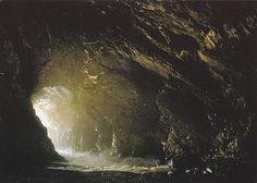 Avalon Camelot King Arthur:  Merlin's Cave.