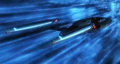 Beyond Warp by thefirstfleet on deviantART