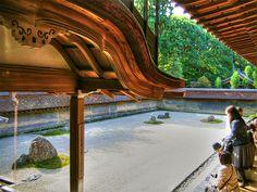 ryoanji templ, temples, japan, ryoanji garden, kyoto, garden moodboard, gardens, beauty, rocks