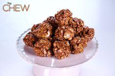Carla Hall's Popcorn Balls #TheChew