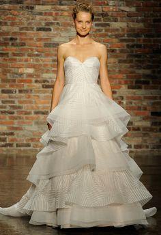 Haley Paige Spring 2014 Wedding Dresses/ Lana