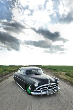 1951 Hudson Coupe