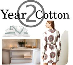 second year wedding anniversary gift ideas cotton more second ...