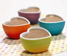 PANELATERAPIA - Blog de Culinária, Gastronomia e Receitas: Creme de Chocolate