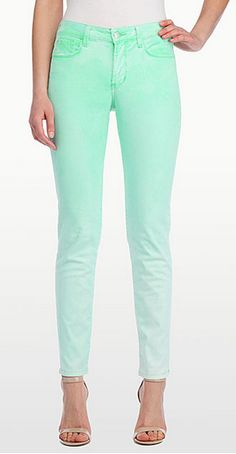 Alina Legging in True Ombre Jade, Style#: 30935TUJ #NYDJ #Pastel