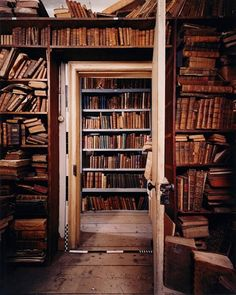"""""""Second hand books are wild books, homeless books; they have come together in vast flocks of variegated feather, and have a charm which the domesticated volumes of the library lack""""- Virginia Woolf"""