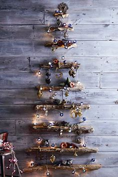 Holiday Decor That Looks Like Yours, Not Your Mom's {via Refinery 29}