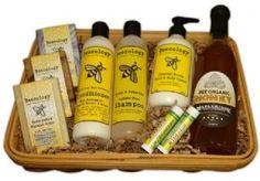 Beecology gift basket