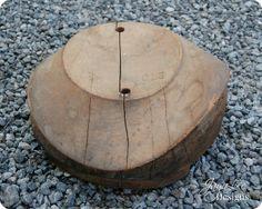 Restoration story of a vintage hat block