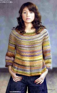 free knitting sweater pattern