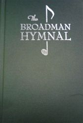 The Baptist Hymnal...reminds me of singing on Granny's bed during storms. Such sweet memories.