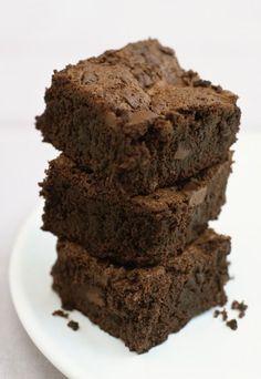 - Brownie de chocolate