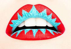 Lips, Fall 2013: Glam Rock
