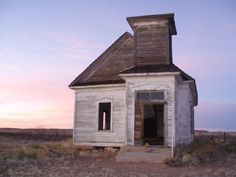 Old church in New Mexico