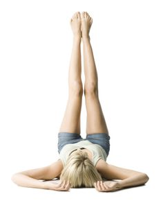 Target: Lower Abs, hardest spot to get back into shape after a baby...