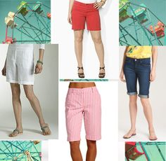 How to Wear Shorts After 40