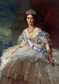 Princess Tatiana Alexandrovna Yusupova: 1858