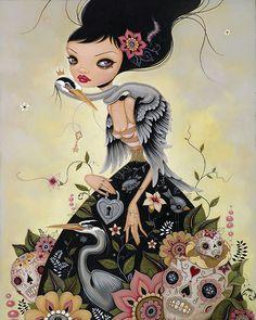 Caia Koopman - awesome low brow artist