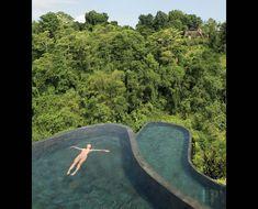 Boutique Hotel Ubud Hanging Gardens in Bali2 sweet design infinity pool 2012