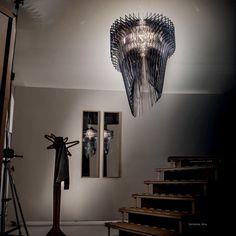 SLAMP   The Leading Light: Suspension Lamp - Avia