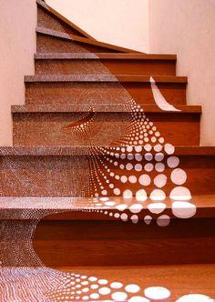 stairs by miharu matsunaga