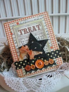 love this halloween card