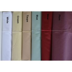 $109 Egyptian Cotton 1000 Thread Count 4-piece Sheet Set