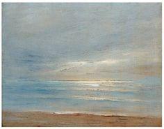 Emil Nolde - Light sea mood, 1901