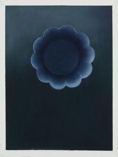 "#so65 #nel blu dipinto di blu Gale Antokal Blossom #202012 pastel on paper 20 x 15"""