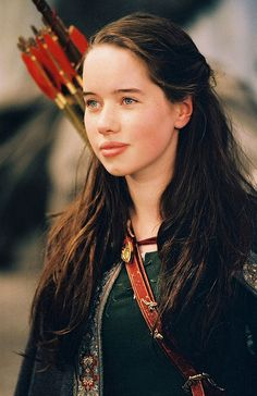 Queen Susan Pevensie from The Chronicles of Narnia series