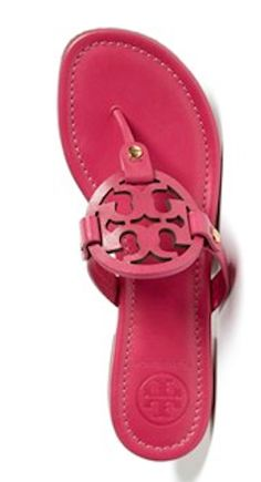 Fun Tory Burch Pink Sandals @Nordstrom http://rstyle.me/n/fjmu6r9te