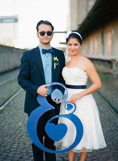#Ampersand magic #photoprops #creativeshoot #wedding shoot  I love the added hearts