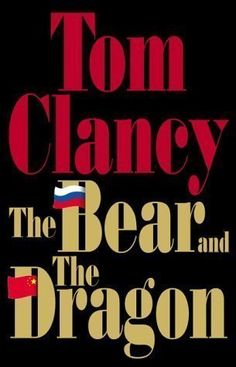 Tom Clancy – 3-Book Hardcover Collection – Includes: The Bear and The Dragon, Rainbow Six and Executive Orders -http://aimcollectibles.blogspot.com/2011/06/tom-clancy-3-book-hardcover-collection.html