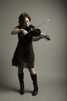 Sara Watkins of Nickel Creek