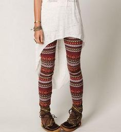 sweater leggings from free people