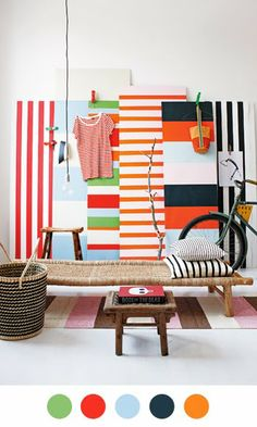 #Stripes #CestinoTote #Decor #Home