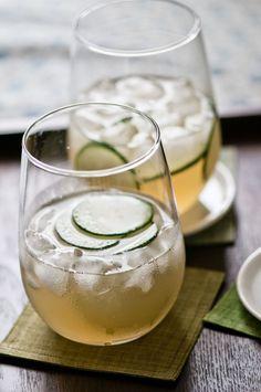 Cucumber-Pepper Elixir by Ken Leung for The Boys' Club