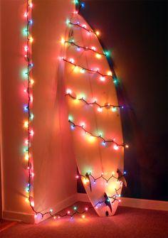 beach christmas, surfs up, christmas fun, beach houses, christmas lights, at the beach, christmas trees, house decorations, coastal christmas