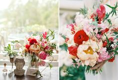 Floral Design by Lauryl Lane//Styled by Summer Watkins//Photos by Jen Huang
