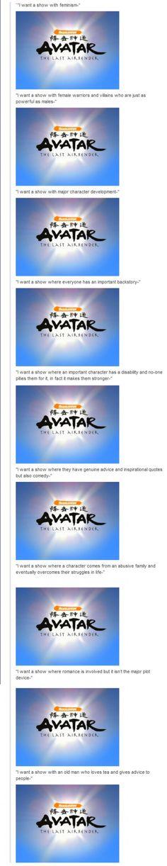 Avatar, it has everything