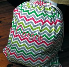 Personalized Pattern Laundry Bag