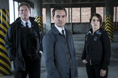 Line Of Duty, BBC. Series 2 is shaping up to be even better than the first one. #television