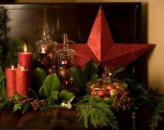 digs inside & out photo shoot for Homes + Gardens NW Magazine - elegant christmas decor - elegant christmas decor