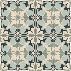 cement tiles, duquesa tile, pattern, floors, shops