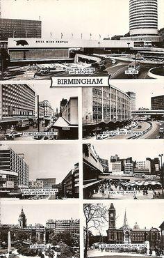 birmingham in the 1960s