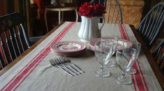 DIY French Linen