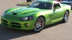 Dodge Viper;)