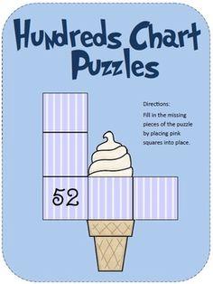 Math Games for 9 different first grade math skills!