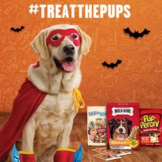 Ad: #TreatThePups th