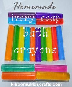diy soap crayons